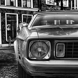Ford Mustang Convertible (1973)