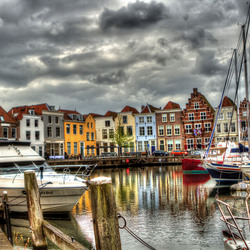 Goes,Oude haven