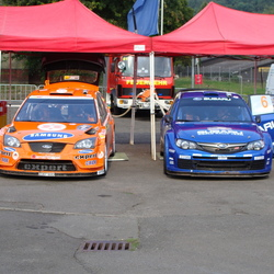 WRC rallye Deutschland 2008