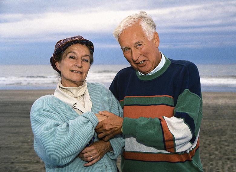 Arnold en Anna - Liefdespaar op leeftijd