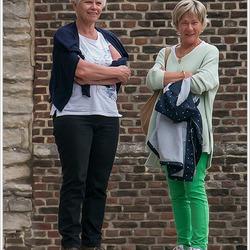 Marleen en Josette