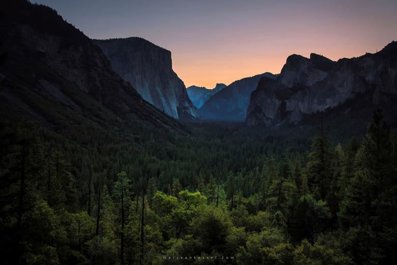 Yosemite valley -