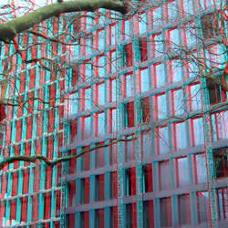 Architecture Westblaak Rotterdam 3D