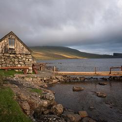 Near Bøsdalafossur