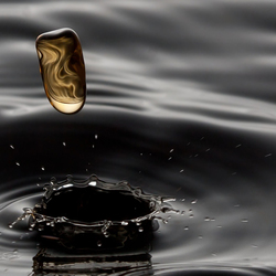 Liquid Bullet