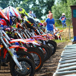 Motorcross, The start of the 65 cc big wheels.
