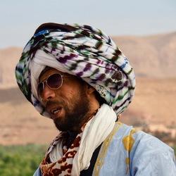 Portret Marokko