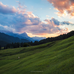 Beautiful Bavarian Sunset II