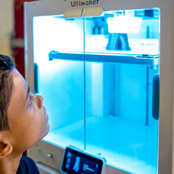 3D printer bekijken.