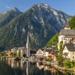 Hallstatt Oostenrijk
