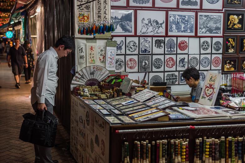 Chinatown Singapore -