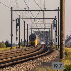 Spoorbruggen Moerdijk