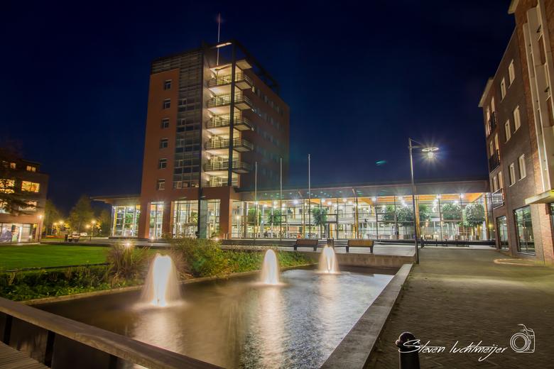 Gemeentehuis Wolvega 19-10-2017