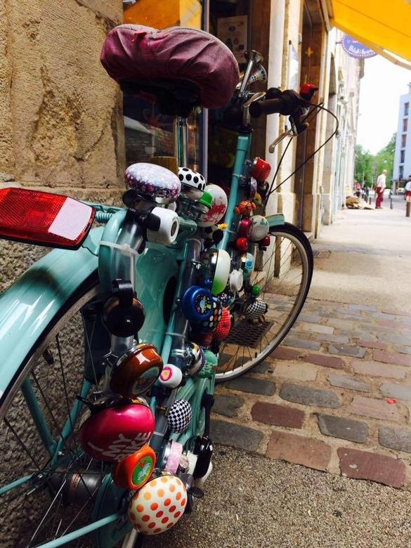 Bellenfiets - De meest veilige en vrolijke fiets!