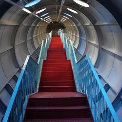 Brussel - Trap in Atomium