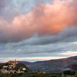 Sunset @ Tuscany
