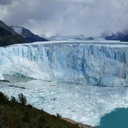 Perito Moreno Gletscher (Patagonie)