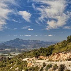 Spaans landschap.....