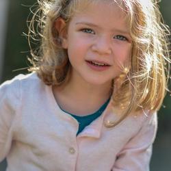 Portret van mijn kleinkind