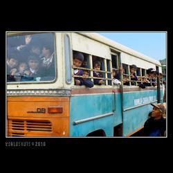hoeveel kinderen passen er in 1 bus?