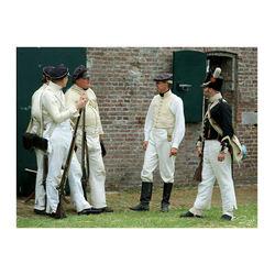 Fort Rammekes 1815 (2)Overleg