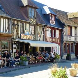 Normandië - Beuvron en Auge