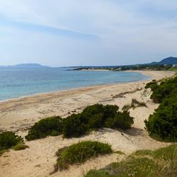 Duinen westkust Peloponnesos
