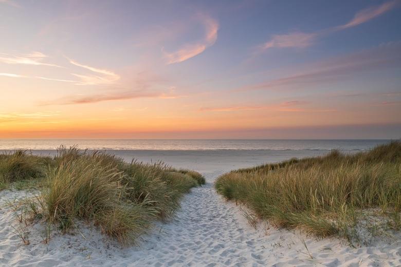 Looking at the sea -