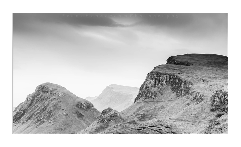 Reminiscence XXIII - The Quiraing, Isle of Skye, Schotland - 2015.