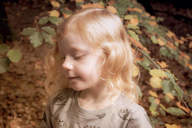 Mijn meisje, Elena - Zacht portret van mijn dochter