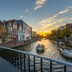 Zomer in Leiden