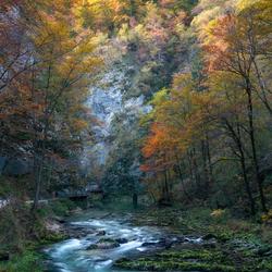 Slovenië in de herfst