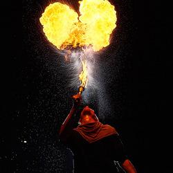 Hart van vuur