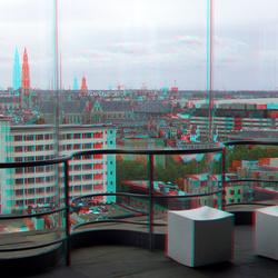 View from MAS Antwerpen 3D