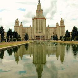 Bewerking: universiteit Moscow