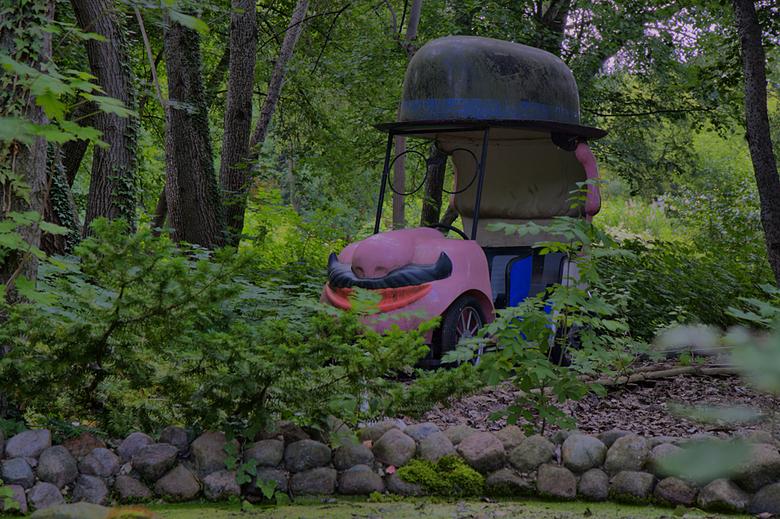 Spreepark 5 - Op 20-6-2009 hebben Jos,Ewout en ik een bezoek gebracht aan het Spreepark.<br /> <br /> <br /> Hier nog wat info:<br /> Het park wer