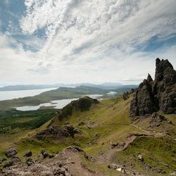 Old Man of Storr - Skye Schotland