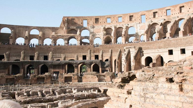 Colosseum Rome -