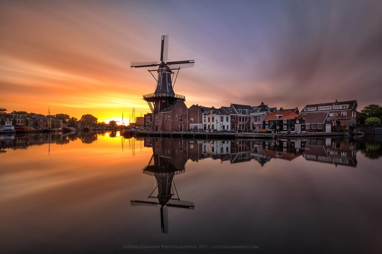 Timeless city of Haarlem
