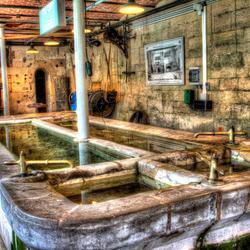Was bassin Pavillon de Manse