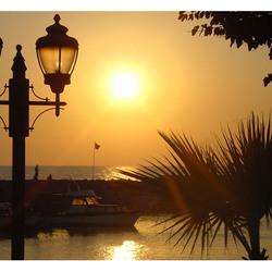 Chille Sunset