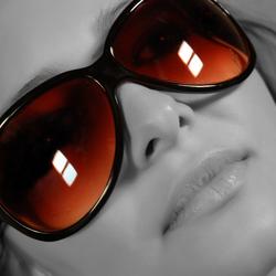Kelly's sunglasses