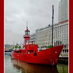 Vuurtorenboot Rotterdam