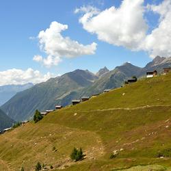 Lötschental Zwitserland