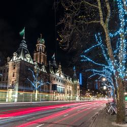 Vrolijke kerst Rotterdam
