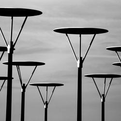 UFO landingstrips