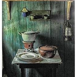Old School Cooking