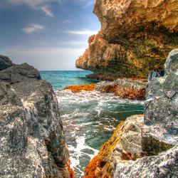 Aruba's north cost