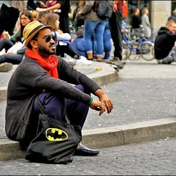 Batman......