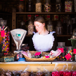 De snoepwinkel